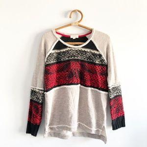 Anthropologie Taylor&Sage Knit Sweater Sweatshirt